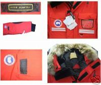 canada goose expédition versus snow mantra