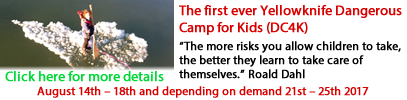 Dangerous Kids Camp
