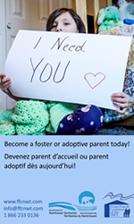 I Need You Foster or Adoptive Parent