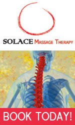 Just Fitness Solace massage Therapy