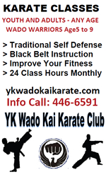 YK Wado Kai Karate Club
