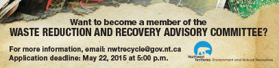 Waste Reduction and Recovery Advisory Committee